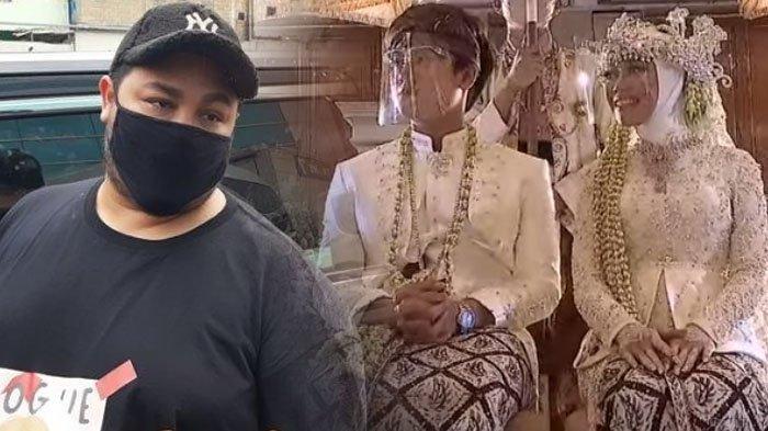 Ivan Gunawan Tak Marah Gaun Buatannya Batal Dipakai Lesti saat Menikah dengan Rizky Billar