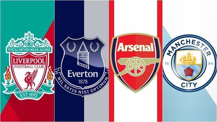 Jadwal Liga Inggris Big Match Liverpool vs Everton dan Arsenal vs Man City, Sengit di Papan Klasemen