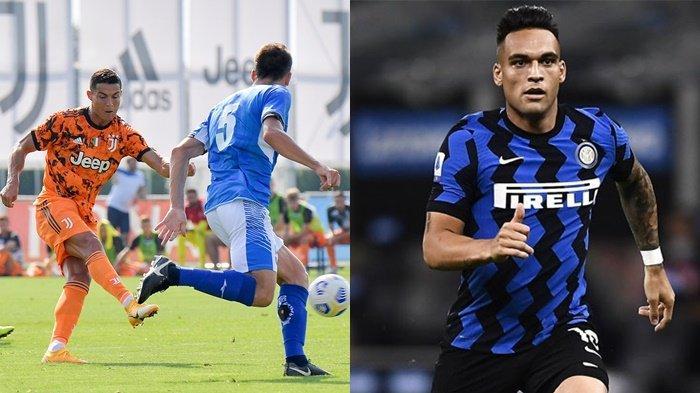 Jadwal Liga Italia 2020-2021, Juventus dan AC Milan Main di Kandang, Inter Milan Lawan Klub Promosi