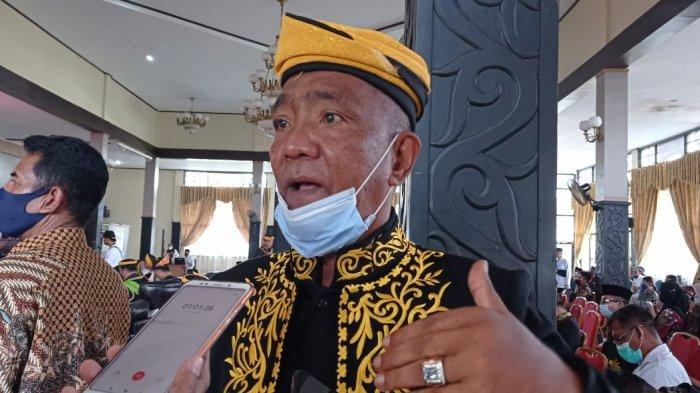 Kepala Dinas Pendidikan dan Kebudayaan Kabupaten Tana Tidung, Jafar Sidik.