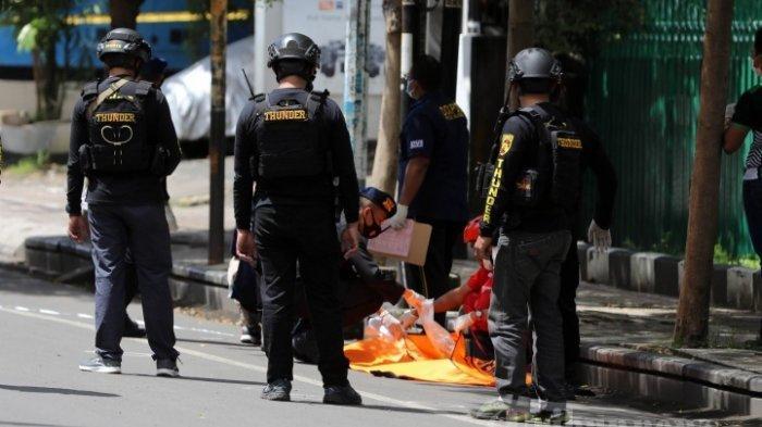 Apa ItuJamaah Ansharut Daulah? Disorot Usai Aksi Bom Bunuh Diri di Depan Gereja Katedral Makassar