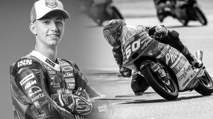 Pengakuan Pebalap Moto3 yang Tabrak Tubuh Jason Dupasquier, Ungkap Detik-detik Kecelakaan