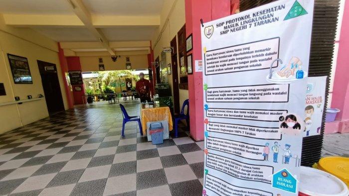 Masuk Zona Hijau, PTM akan Dilaksanakan, Khairul Tegaskan Langgar Prokes, Sekolah Bisa Ditutup Lagi