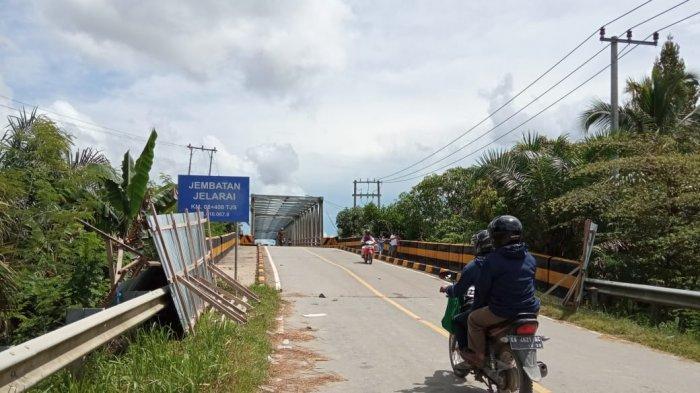 Jembatan Jelarai Dibuka, Dirlantas Polda Kaltara Ingatkan Pengemudi Tidak Lewati Jalur Alternatif