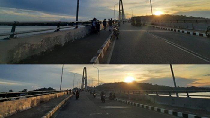 Ingat Jasa & Perjuangan Wali Kota Ke 8, Pemkot Samarinda Beri Nama Jembatan Mahkota II Achmad Amins
