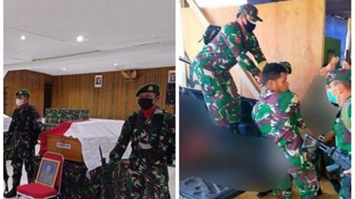 LENGKAP! Identitas 4 Anggota TNI Gugur di Papua, 2 Tentara Luka Serius, Disergap KKB saat Dini Hari