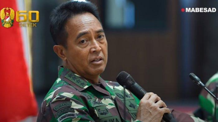 Andika Perkasa Panen Pujian, Kini Disanjung Politisi Demokrat, Bakal Terpilih Jadi Panglima TNI?