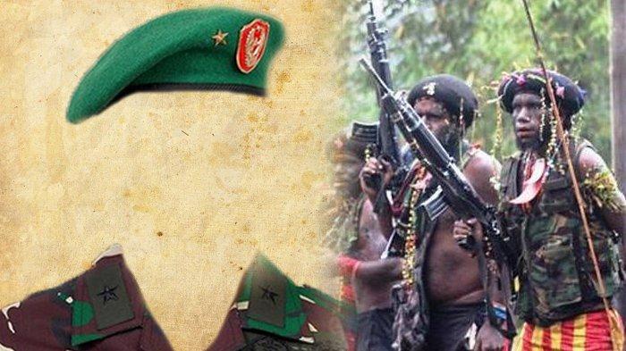 TNI Kantongi KKB yang Tembak Jenderal Kabinda Papua Brigjen TNI I Gusti Putu Danny hingga Gugur