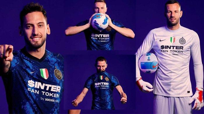Inter Milan Resmikan Sponsor Pengganti Pirelli di Jersey Depan, Optimis Tatap Liga Italia