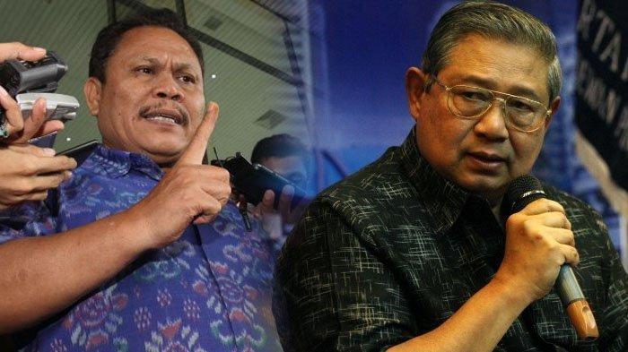 Anak Buah AHY Pasang Badan, Tak Terima Jhoni Allen Tuding SBY Tak Berdarah di Demokrat, Mega Disebut
