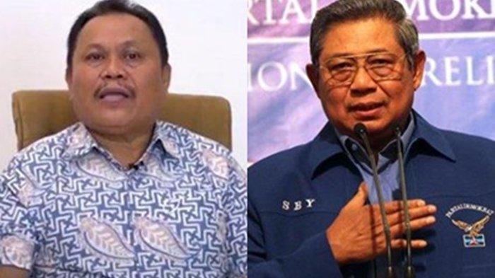 Statment Jhoni Allen Marbun untuk SBY Keras! Tuding Ayah AHY Pelaku Kudeta: Demokrat Partai Dinasti