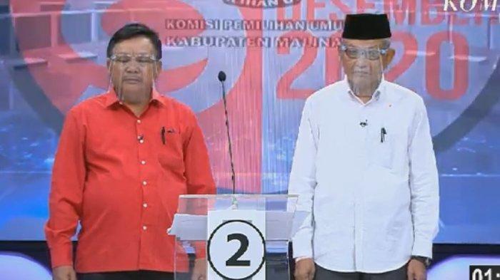 Jhonny Laing Impang-Muhrim Menggugat ke MK, Minta Hasil Rekapitulasi Suara KPU Malinau Dibatalkan