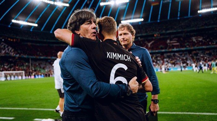 BIG MATCH 16 Besar Euro 2020, Inggris vs Jerman, Joachim Loew Puji Materi Pemain The Three Lions