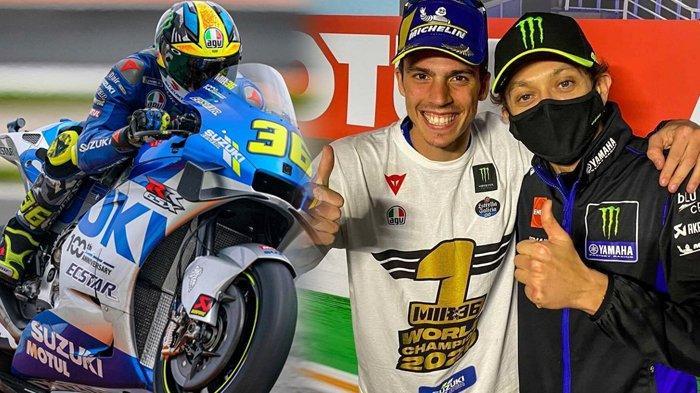 Joan Mir Raih Juara Dunia MotoGP, Kini Rider Suzuki Sejajar dengan Valentino Rossi dan Marc Marquez