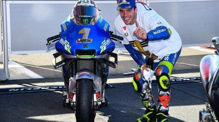 Akui Bukan Pembalap Tercepat MotoGP, Namun Joan Mir Dedikasikan Juara Dunia Bagi Pasien Covid-19
