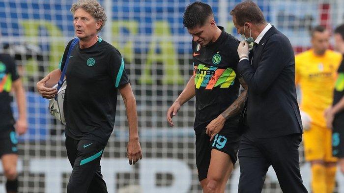 Menang Besar di Liga Italia hingga Duduki Capolista, Inter Milan Belum Aman, Mulai Dihantui Cedera