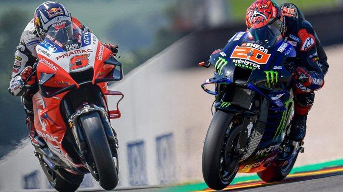 Live Streaming MotoGP Jerman 2021, Johann Zarco Berpeluang Gusur Quartararo dari Puncak Klasemen