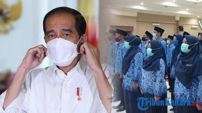 Resmi, Presiden Jokowi Terbitkan Keppres Cuti Bersama ASN Lebaran Idul Fitri Cuma Satu Hari