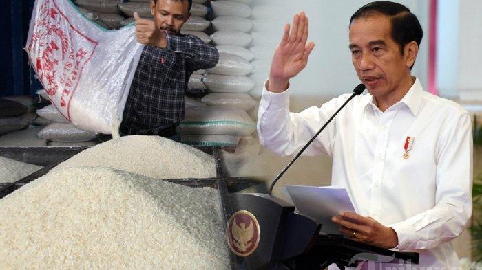 Disinggung PDIP soal Kejanggalan Impor Beras, Jokowi Akui Ada Rencana dengan Thailand dan Vietnam