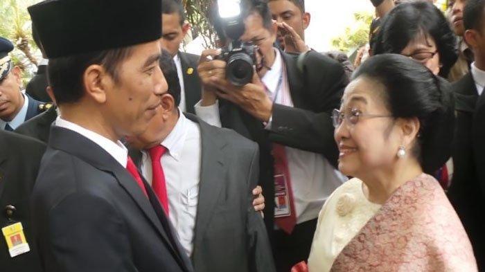 Istana dan PDIP Kompak Beri Bocoran Presiden Jokowi Bertemu Megawati Hari Ini, Ada Apa?