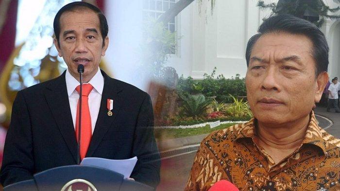 Jokowi Segera Reshuffle, Mencuat Moeldoko Bakal Dipecat dari KSP, Partai Demokrat Ikut Bereaksi