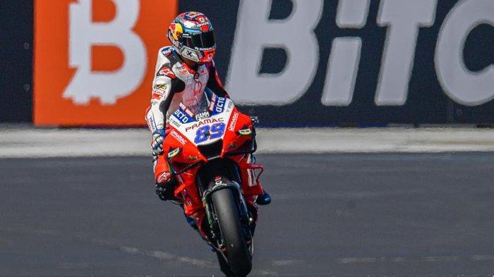 Siaran Langsung MotoGP Austria 2021, Live di Trans7 Pukul 20.00 Wita, Jorge Martin Pimpin Balapan