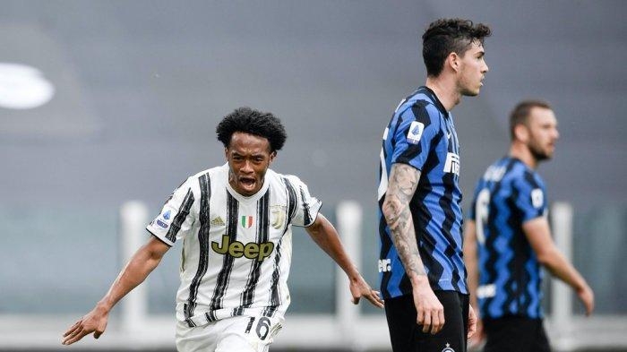 Inter Milan Tak Berkutik di Kandang Juventus, Ronaldo Sumbang Satu Gol, Juan Cuadrado Cetak Brace