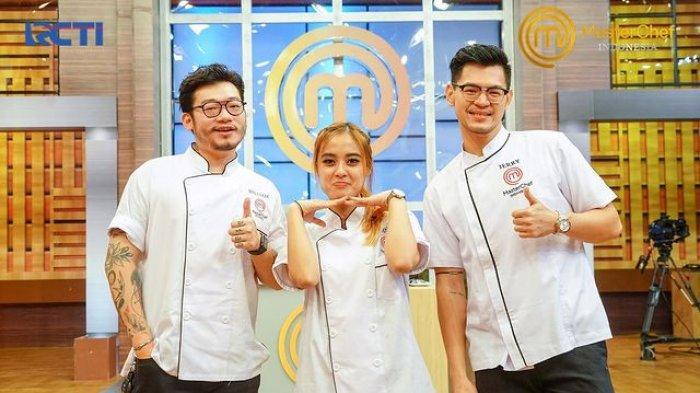 Bocoran MasterChef Indonesia Minggu Sore Ini, Jerry Lepeh Masakan Duplikasi Milik Kontestan, Siapa?