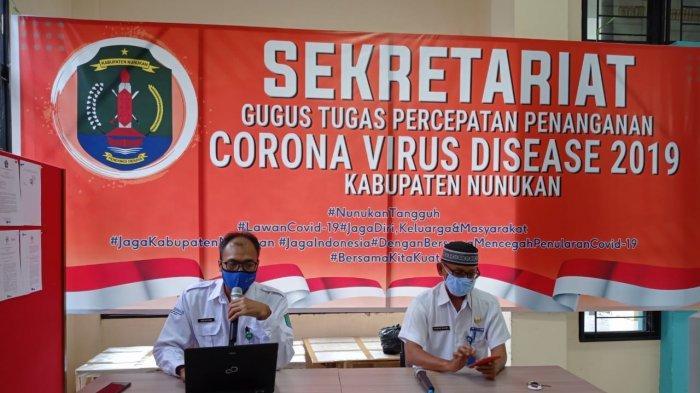 Kasus Positif Covid-19 di Nunukan Bertambah 1, Jubir Satgas Covid-19 Sebut Pasien ASN Gedung Gadis I