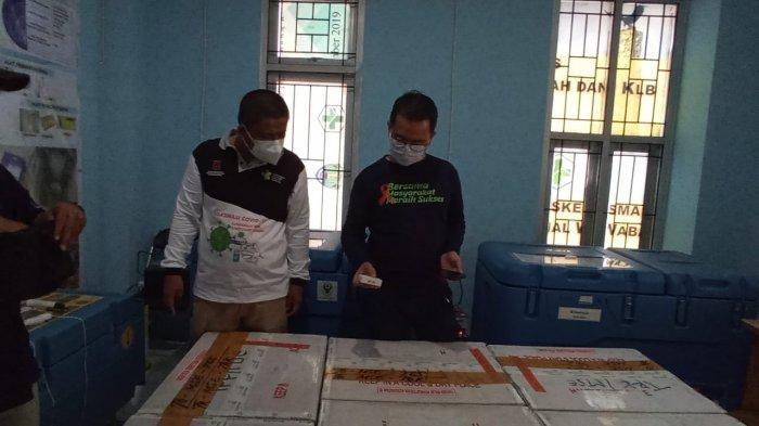 Kabupaten Bulungan Kebagian 10.000 Dosis Vaksin Sinopharm, Diperuntukan Bagi Polres