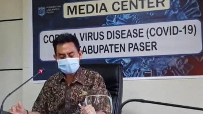 Seorang Pegawai Bapenda Paser Terkonfirmasi Covid-19, Pemda Terpaksa Tutup Pelayanan untuk Sementara