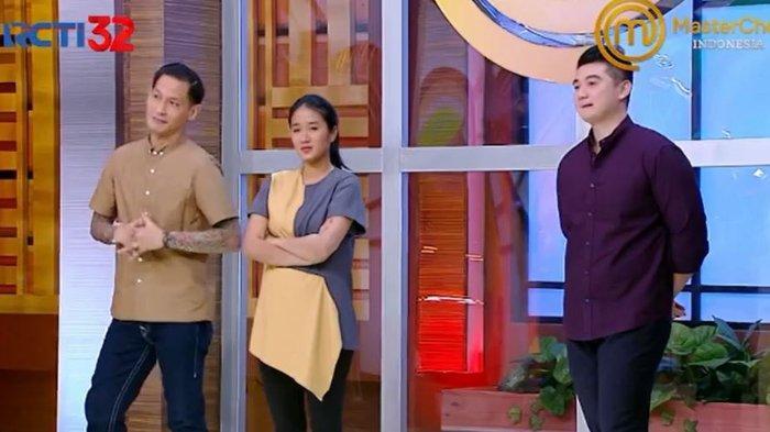 Tayang Besok, Chef Arnold Geram Usai Cicip Masakan Kontestan MasterChef Indonesia Season 8