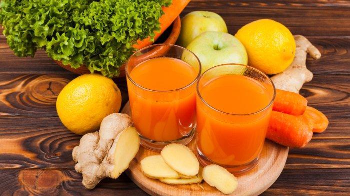 Kaya Antioksidan, Simak 5 Manfaat Wortel dan Lemon yang Baik untuk Detoksifikasi Kulit