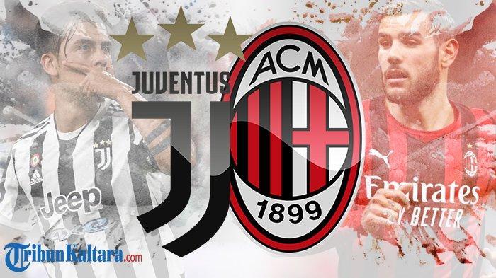 Pioli Pusing, 4 Pemain Andalan AC Milan Absen Kontra Juventus di Liga Italia, Rossoneri Krisis