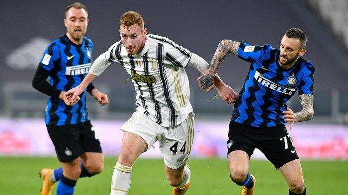Hasil Coppa Italia, Inter Milan Gigit Jari, Juventus Tunggu Pemenang Atalanta vs Napoli di Final