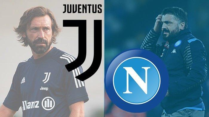 Siaran Langsung Juventus vs Napoli Big Match Liga Italia, Tayang Pukul 23.30 Wib di RCTI Plus Gratis
