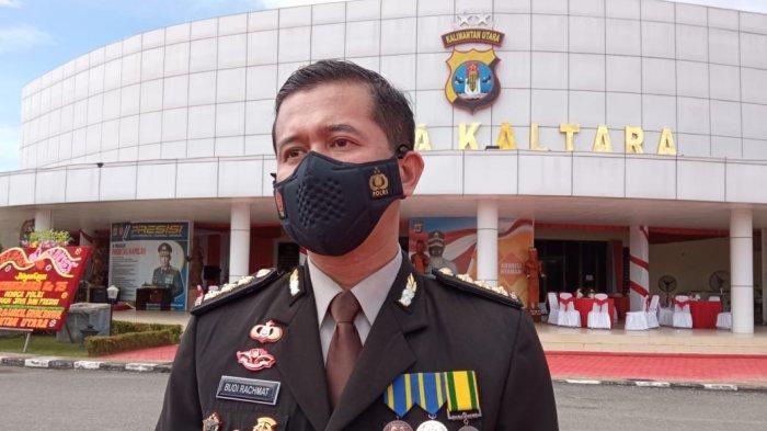 Kabid Humas Polda Kaltara, Kombes Pol Budi Rachmat (TRIBUNKALTARA.COM / MAULANA ILHAMI FAWDI)