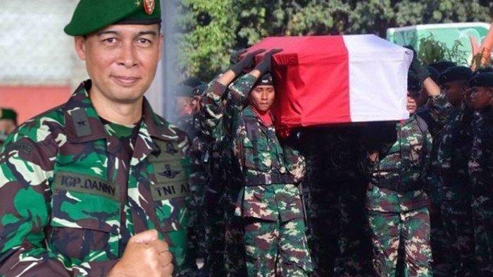 Rekam Jejak Kabinda Papua, Brigjen TNI I Gusti Putu Danny Nugraha, Jenderal yang Gugur Ditembak KKB