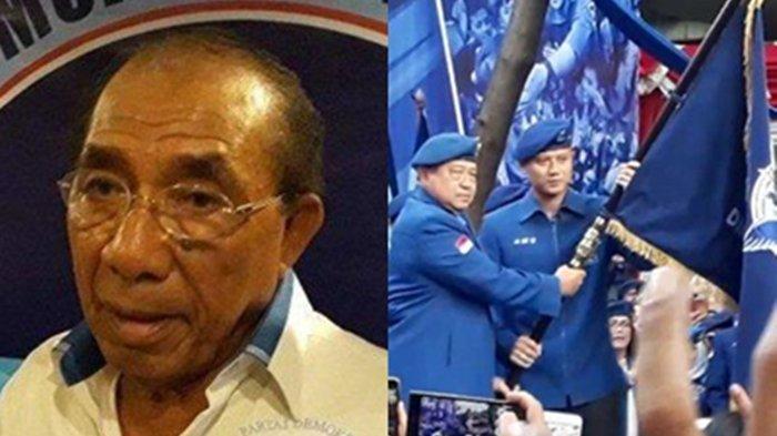 TERUNGKAP! Siapa Dibalik Wacana KLB Partai Demokrat Gantikan AHY, Max Sopacua Kritik & Sindir SBY?