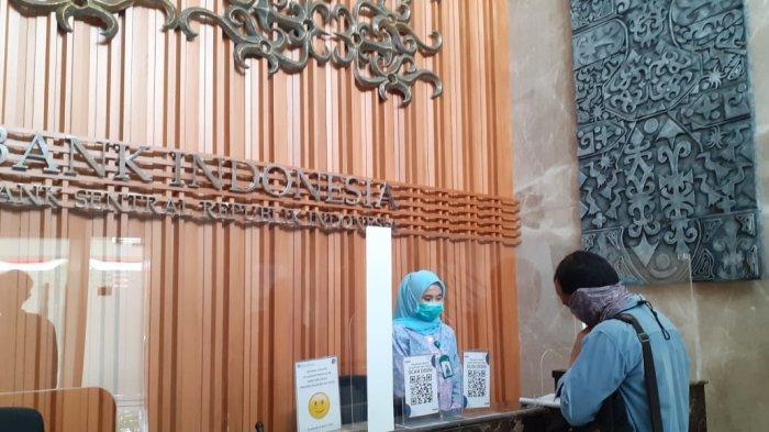 Kantor Perwakilan Bank Indonesia (KPwBI) Provinsi Kalimantan Utara (Kaltara) yang terletak di Jalan Mulawarman, Kota Tarakan. ( TRIBUNKALTARA.COM / RISNAWATI )