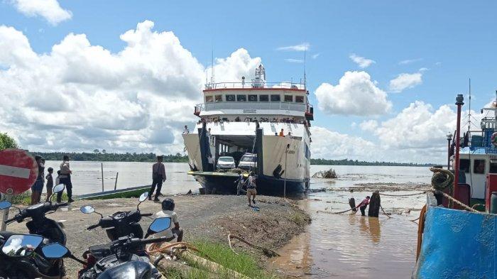 Jadwal dan Tarif Kapal Feri Rute Tana Tidung-Tarakan Rabu 21 Juli 2021, Start di Pelabuhan Sebawang
