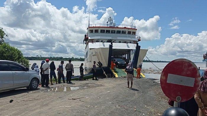 Penumpang Kapal Feri di KTT Diimbau Tiba di Pelabuhan 2 Jam Sebelum Keberangkatan, Berikut Jadwalnya