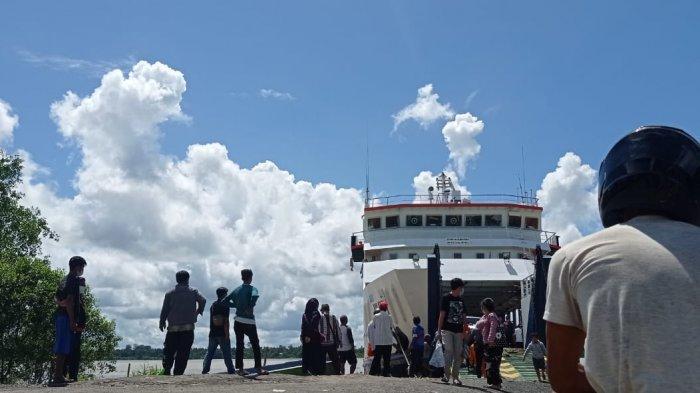 CATAT Jadwal dan Harga Tiket Kapal Feri Rute Tana Tidung-Tarakan pada Minggu 18 Juli 2021 Besok