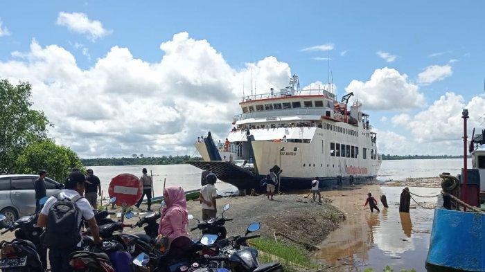 Jadwal dan Tarif Kapal Feri untuk Penumpang dan Kendaraan Rute Tana Tidung-Tarakan