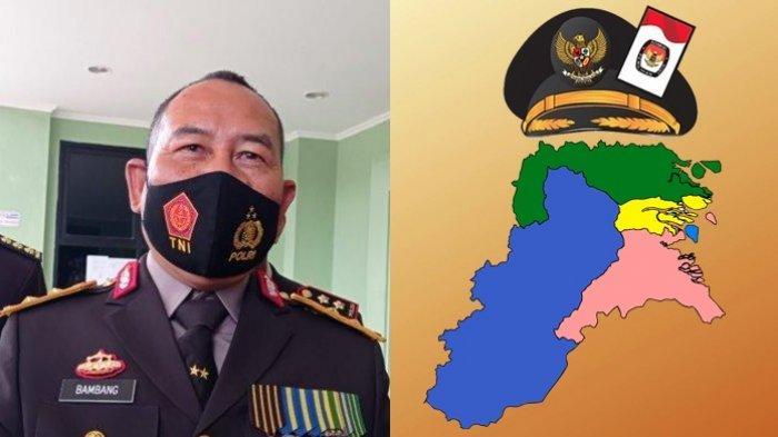 Jenderal Polisi Ini Ungkap Strategi Khusus Jalankan Instruksi Idham Azis di Kaltara Jelang Pilkada