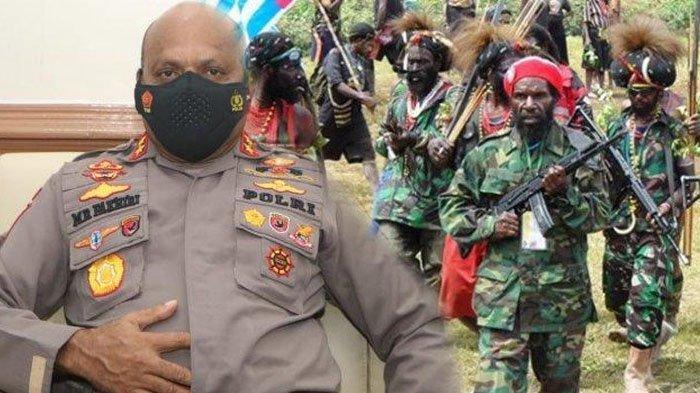 TERUNGKAP Tersisa 6 KKB Aktif Lakukan Teror, Kapolda Papua Janji Lumpuhkan Jika Berani Melawan