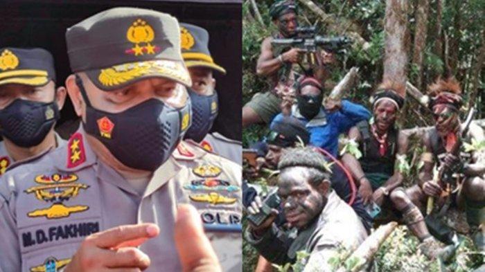 PembakaranBandara Oleh KKB Papua Berujung 3 Warga Tewas Tertembak, Kepala Kampung, Istri & Anak