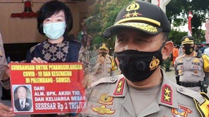 Kasus Prank Sumbangan Rp 2 Triliun Keluarga Akidi Tio, Kapolda Sumsel Mengaku Salah Tidak Hati-hati
