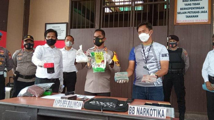 Bongkar Praktek Perjudian di Kabupaten Tana Tidung, Polres Bulungan Juga Temukan Sabu-sabu di TKP
