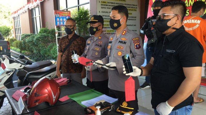 Diejek 'Barang Terlalu Besar', Pemuda di Tenggarong Aniaya PSK Kopi Pangku, Merampok dan Bobol ATM